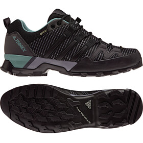 adidas TERREX Scope GTX Shoes Women trace grey/core black/vapour steel